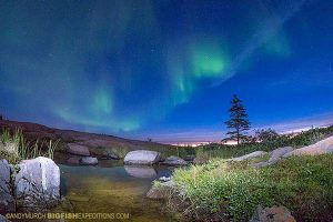 Northern Lights in Churchill.