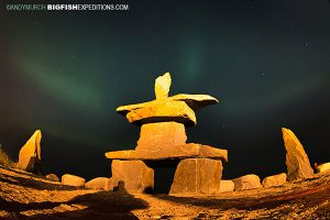 Inuksuk in Churchill