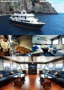 Galapagos Master dive boat