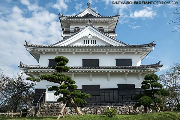 Japanese Castle in Tateyama