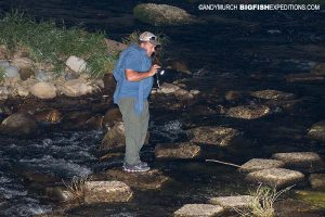 Searching for Giant Salamanders