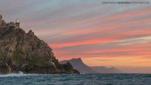Cape Point Lighthouse beautiful sunrise