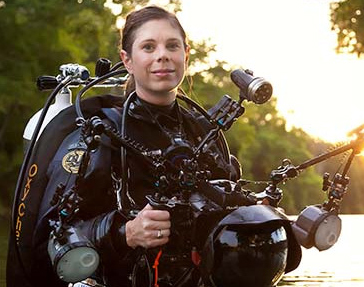 Jennifer Idol, Underwater Photographer