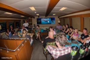 Humpback Whale Presentation by Captain Amanda.