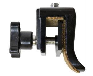 Camera window clamp
