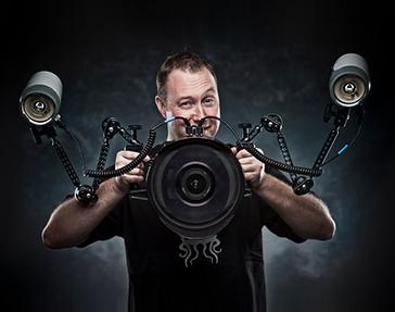 Scott Stevenson Underwater Photographer